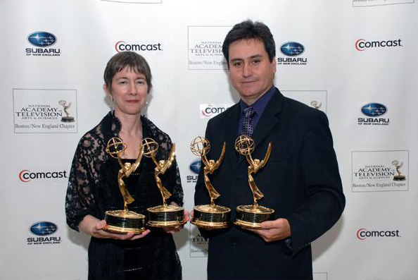 narrator and filmmaker of Emmy award-winning documentary Wild View